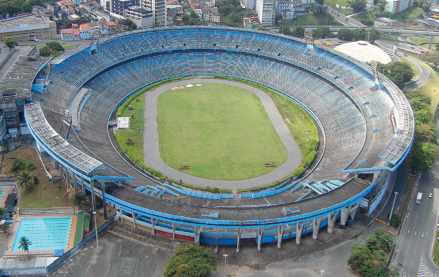 Bancada do Futebol: Estádios da Copa das Confederações/Mundo #2875A3 1512x956